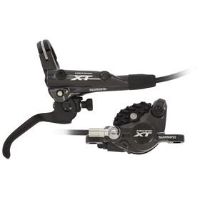 Shimano Deore XT BR-M8000 - Frein àdisque - roue arrière avec résine J02A Resin/ailettes de refroidissement noir